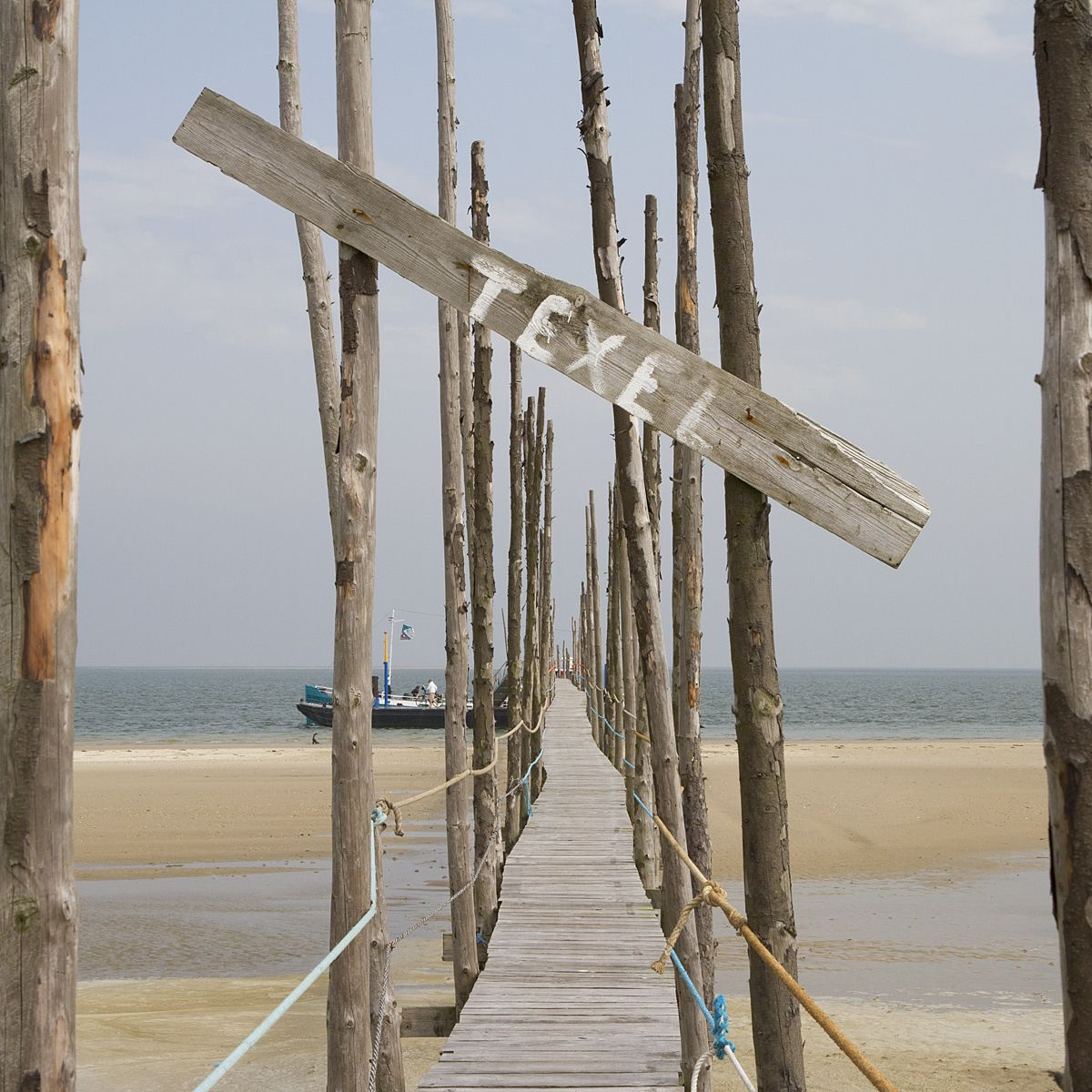 The jetty on Vlieland
